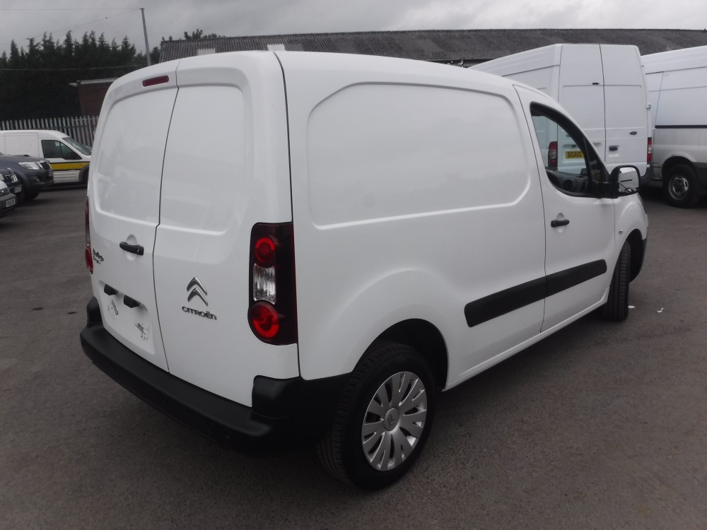 2014 citroen berlingo van 1st reg 06 14 test 09 18 134005m warranted ex mod needs road regis. Black Bedroom Furniture Sets. Home Design Ideas