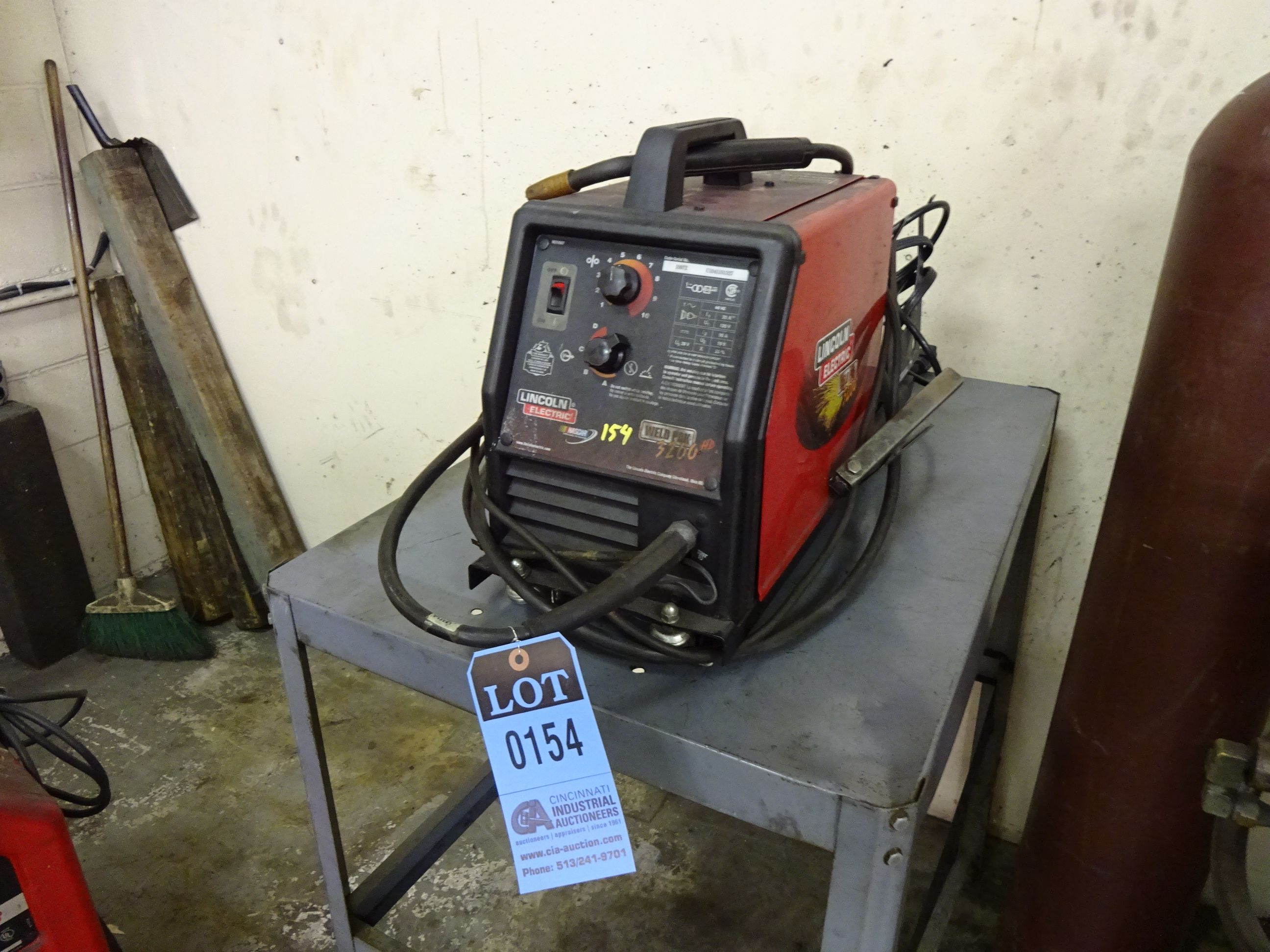 Lincoln Weld Pak 3200 Hd Wire Feed Welder Mig 100sg Wiring Diagram S N U1041101327 100 Parts Manual Lot