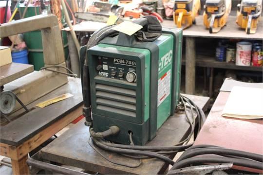 l tec pcm 750i plasma cutter rh bidspotter com  Fanuc 32I Control