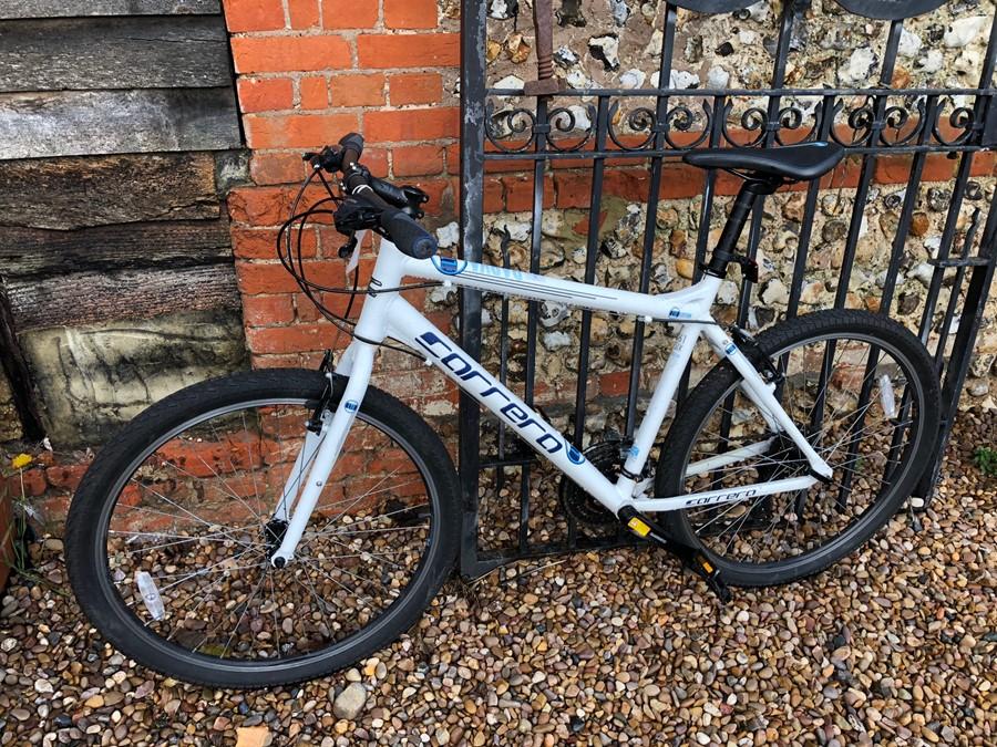 Lot 6 - A Carrera Parva Ltd alloy framed bicycle [P17061060]