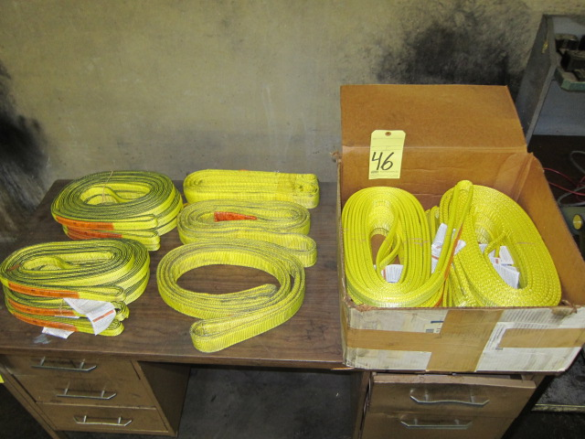 Lot 46 - LOT OF STRAPS, assorted