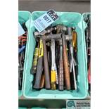 (LOT) HAMMERS