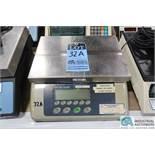 120 LB CAP METTLER-TOLEDO MODEL BBA432-60 SL DIGITAL COUNTING SCALE