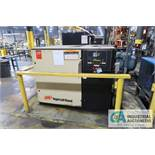 50HP INGERSOLL RAND MODEL EP50-PE CABINET TYPE AIR COMPRESSOR'; S/N P61097U04287, 16,846 LOAD HOURS,