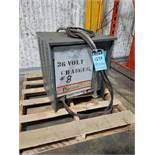 36 VOLT PRECISION MODEL ES18-750B3 BATTERY CHARGER