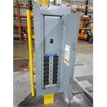 250 AMP SQUARE D MODEL WF492L2 ELECTRIC PANELS