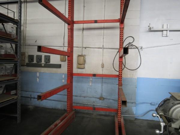Lot 54 - Cantilever Rack