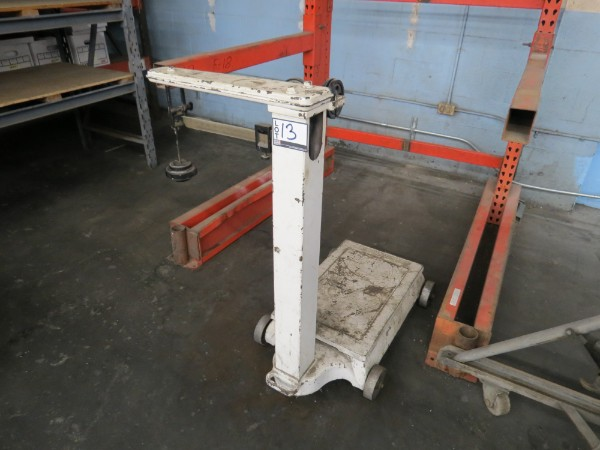 Lot 13 - Fairbanks Scale
