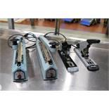 (2) U-line Heat Sealers / (1) 120 Sheet Stapler / (1) 160 Sheet Stapler