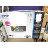 Epson - Expression Home XP-352 Printer - Untested & Boxed.
