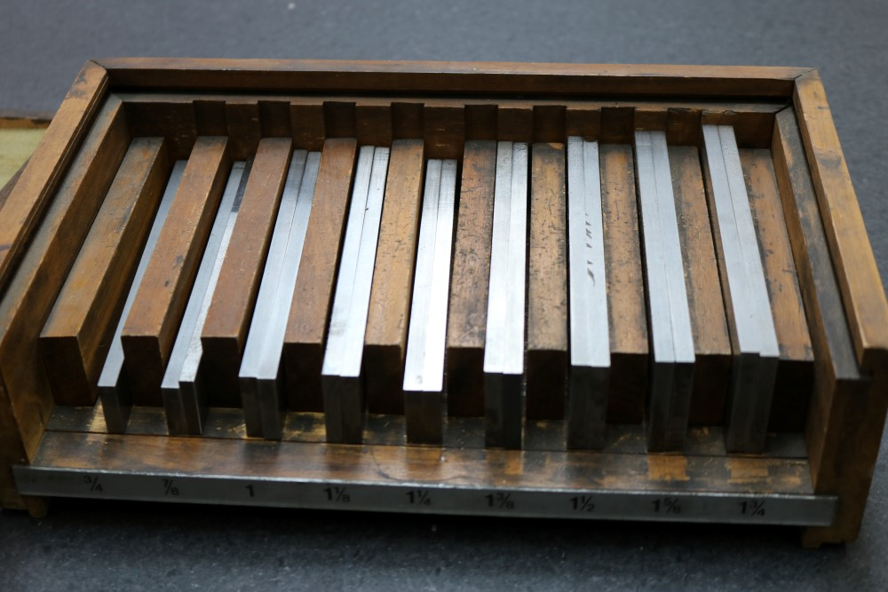 8 x 10 and 8 x 12 Angle Plasts. Large Lot of Parrellels Various Sizes - Image 9 of 11