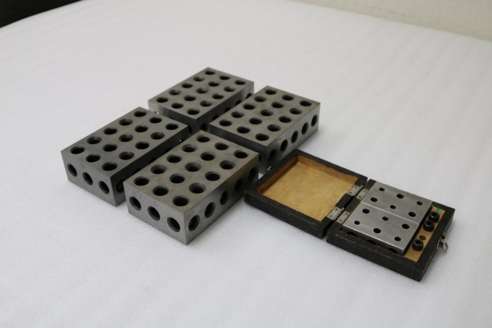 Lot 30 - (2) 1-2-3 Blocks and (4) 2-4-6 Blocks