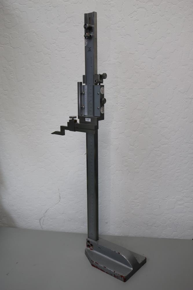 "Lot 6 - Draper 0.001 - 18"" Height Vernier Gage"