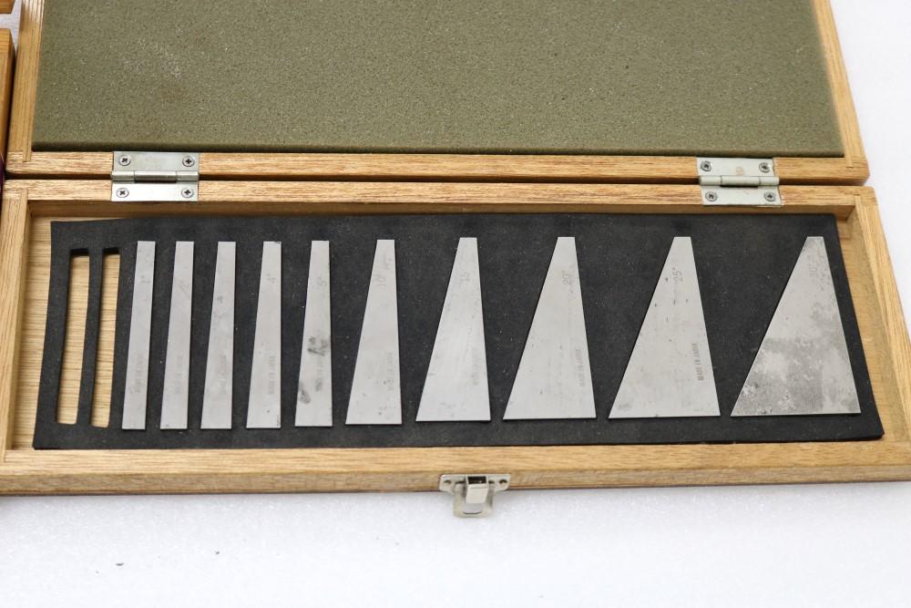 "Chuan Brand Gage Block Set 0.1-4"" and Angle Blocks 1 Degree thru 30 Degree - Image 3 of 4"