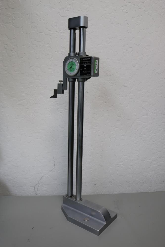 "Mitutoyo 0.001 - 18"" Height Gage - Image 3 of 4"