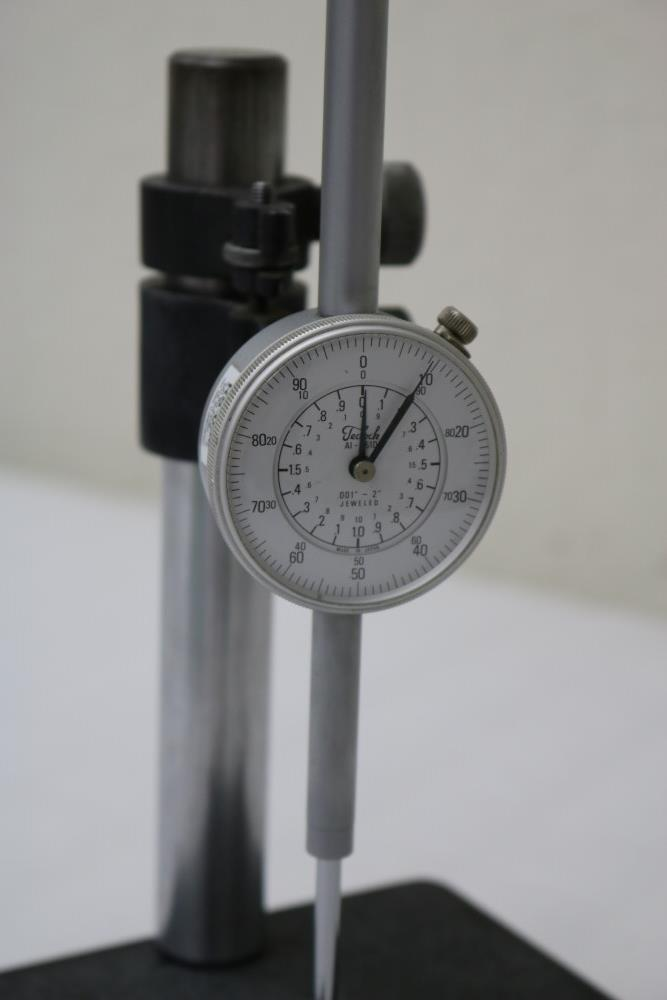 """Mitutoyo 0.001 - 12"""" ID./OD Dial Calipers and Teclock 0.001 - 2"""" Dial Drop Indicator with Black - Image 6 of 8"""