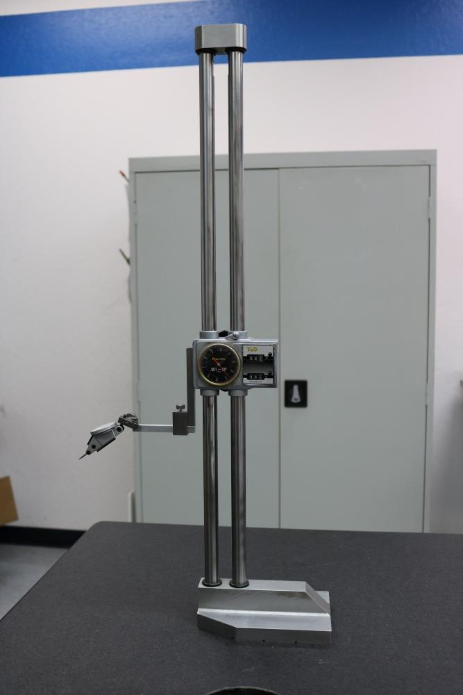 """T&O 0.001 - 24"""" Height Gage"""