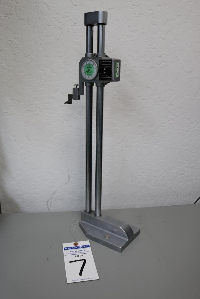 "Mitutoyo 0.001 - 18"" Height Gage - Image 4 of 4"