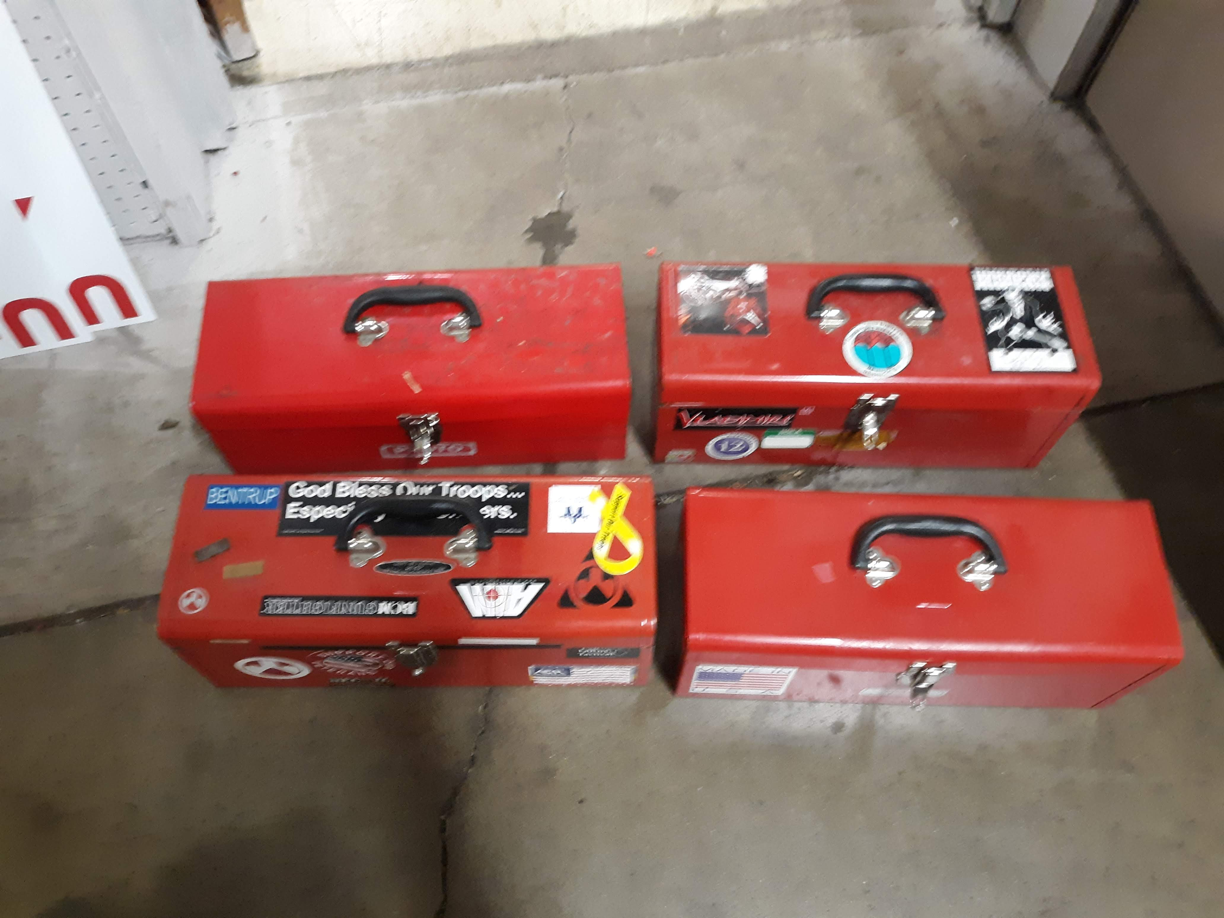 (4) TOOL BOXES (LOCATED AT: 432 COUNCIL DRIVE, FORT WAYNE, IN 46825) - Image 2 of 3