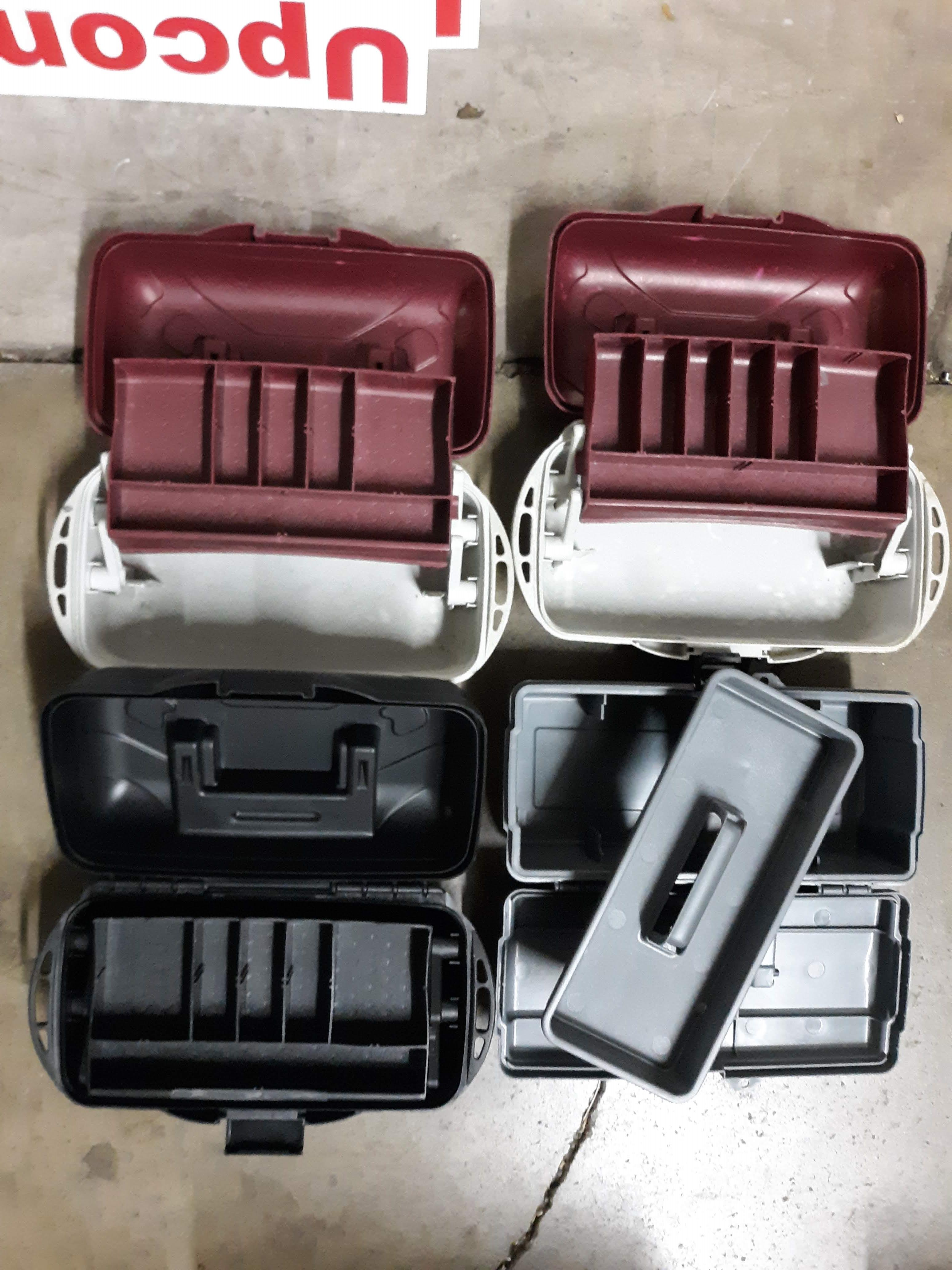 (4) PLASTIC TOOL BOX/ TACKLE BOXES (LOCATED AT: 432 COUNCIL DRIVE, FORT WAYNE, IN 46825) - Image 3 of 3