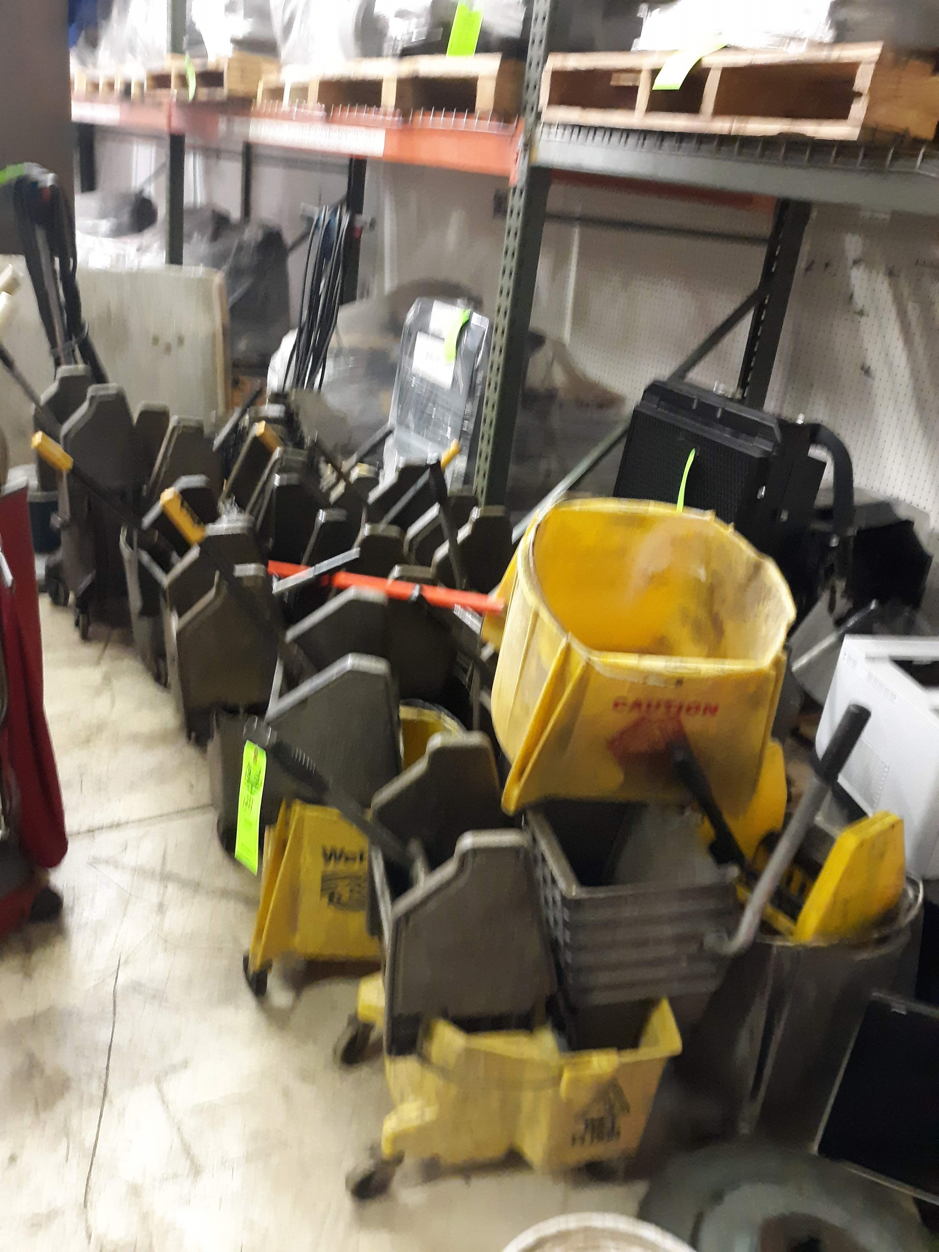 (12) MOP BUCKET (LOCATED AT: 432 COUNCIL DRIVE, FORT WAYNE, IN 46825)