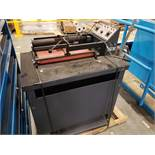 PSR FUSE IT HEAT TABLE CONVEYOR MODEL-24000 S#121901 (LOCATED AT: 433 COUNCIL DRIVE, FORT WAYNE,