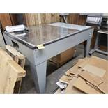 LIGHT TABLE (LOCATED AT: 16335 LIMA ROAD BLDG. 4 HUNTERTOWN, IN 46748)