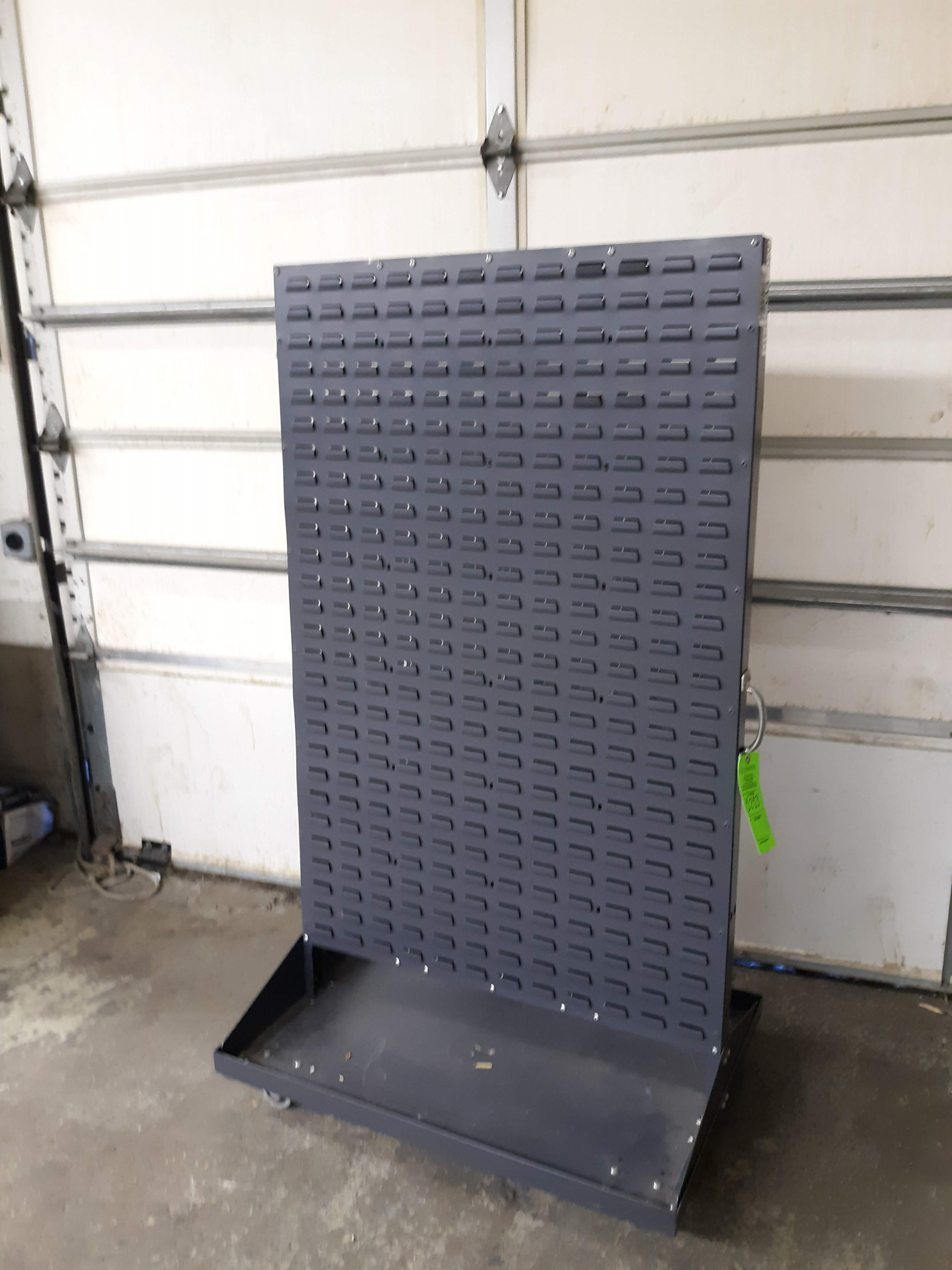 "METAL ROLLING BIN CART 36"" WIDE X 64"" TALL(LOCATED AT: 433 COUNCIL DRIVE, FORT WAYNE, IN 46825)"