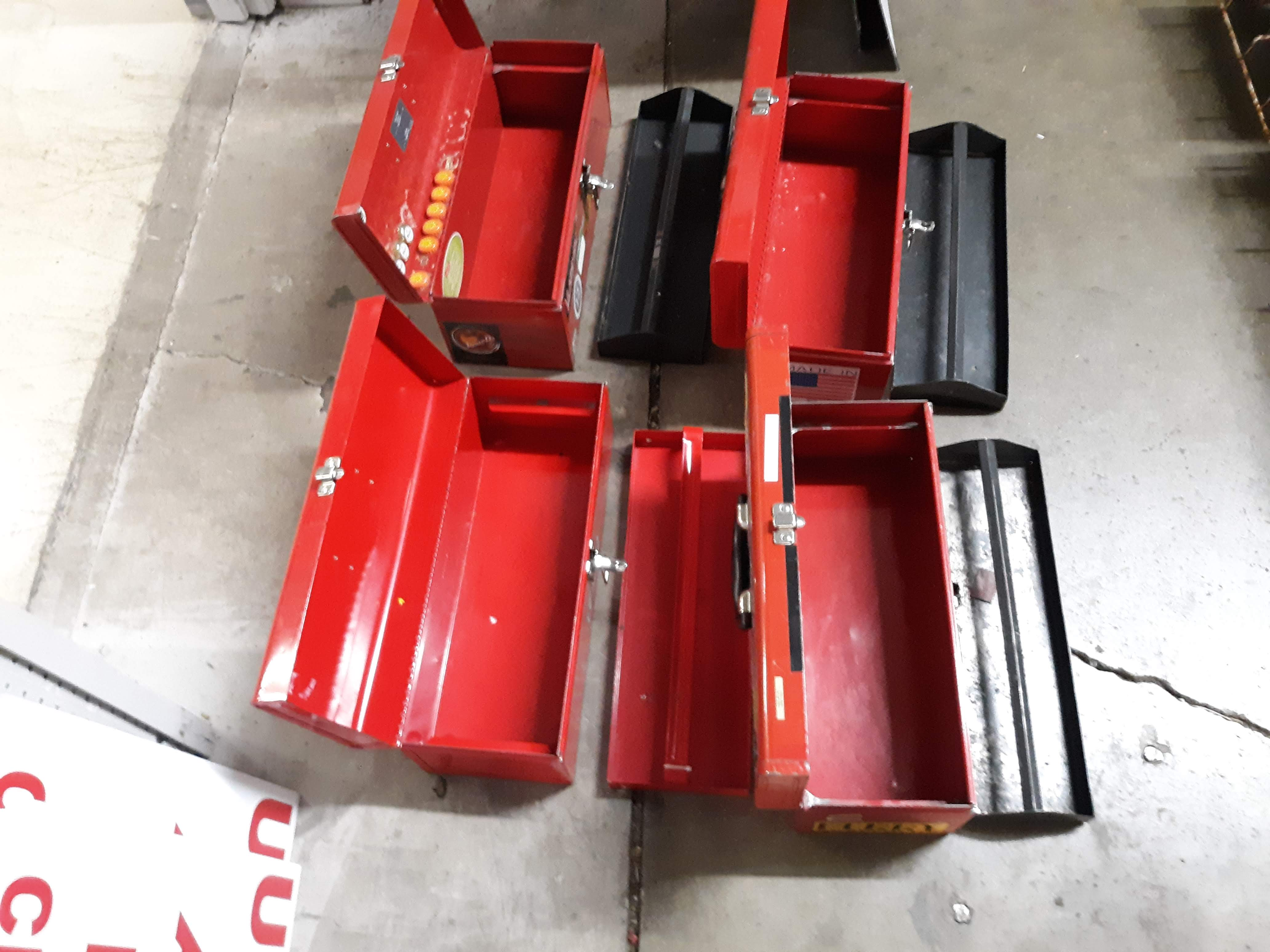 (4) TOOL BOXES (LOCATED AT: 432 COUNCIL DRIVE, FORT WAYNE, IN 46825) - Image 3 of 3