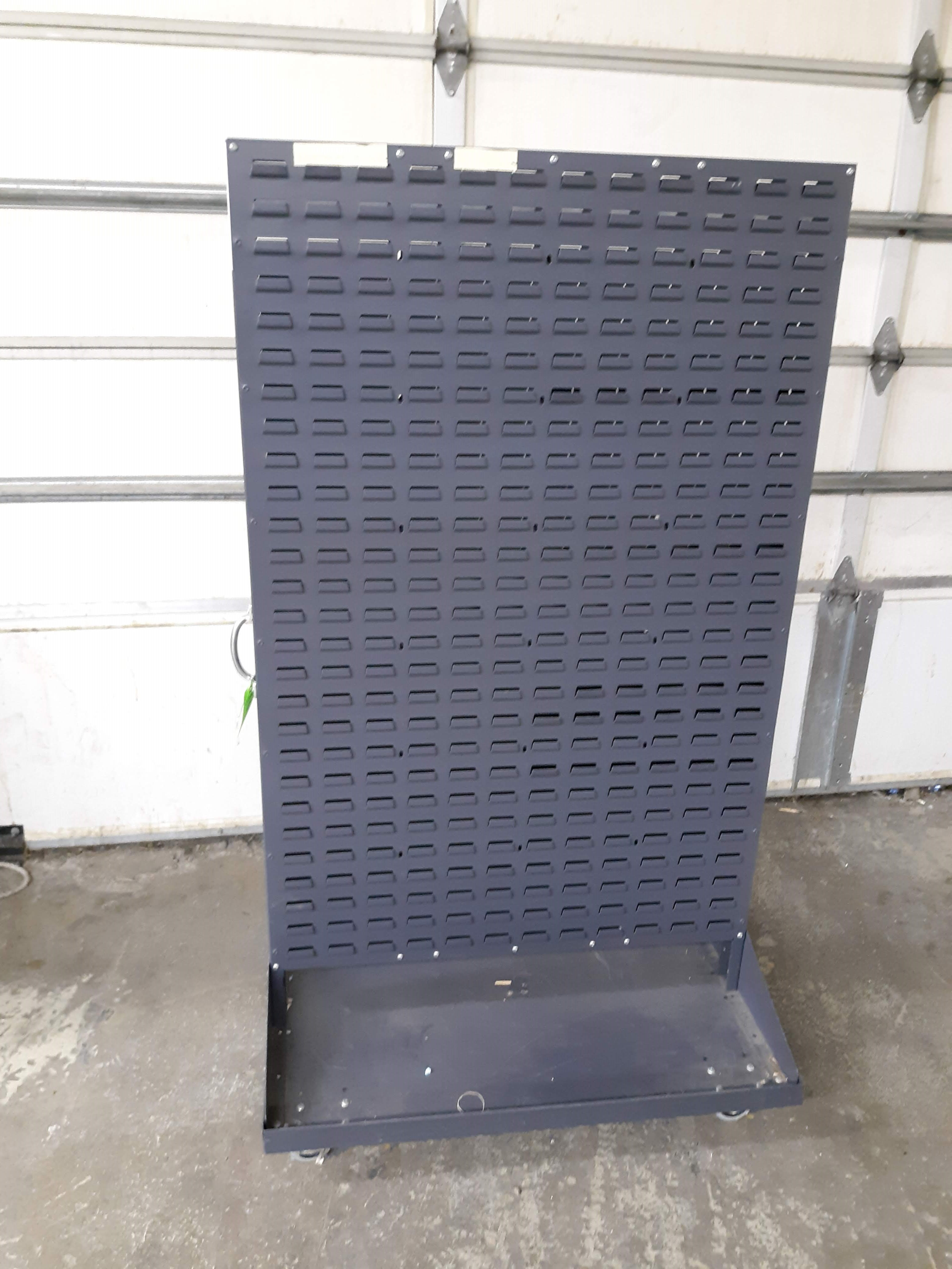 "METAL ROLLING BIN CART 36"" WIDE X 64"" TALL(LOCATED AT: 433 COUNCIL DRIVE, FORT WAYNE, IN 46825) - Image 2 of 2"