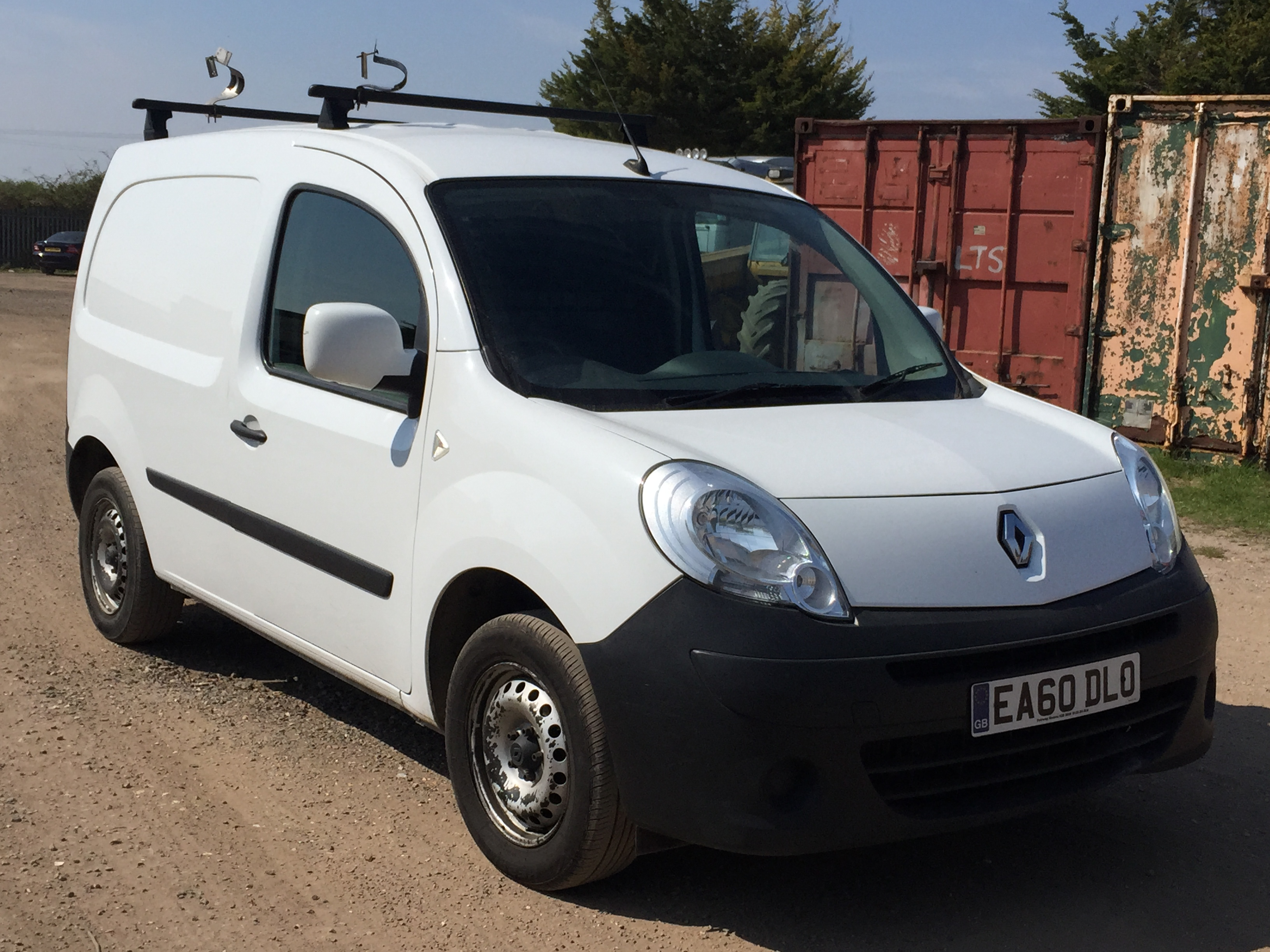 renault kangoo ml19 67 dci 1 5 manual 60 plate white reg ea60 dl0 1 5 ltr ma. Black Bedroom Furniture Sets. Home Design Ideas