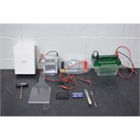 Lot of Electrophoresis Equipment