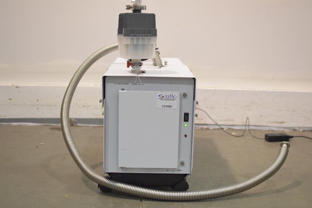 Lot 63 - Edwards E2M8 Vaccum Pump with Agilent G3199B Enclosure