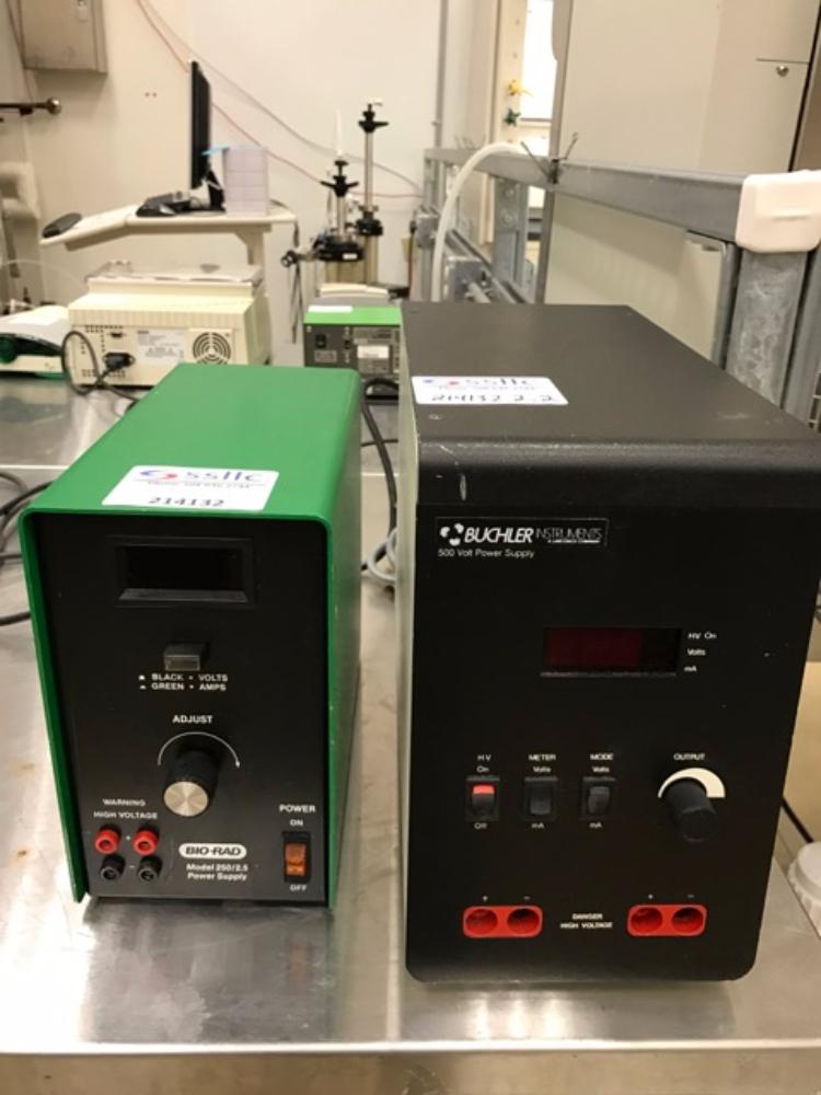 Lot 48 - Lot of (2) Electrophoresis Power Supplies