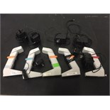 Lot of (5) Matrix Impact 2 Pipettes