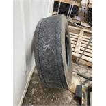 5 X USED TYRES TO SUIT TRACTOR UNIT