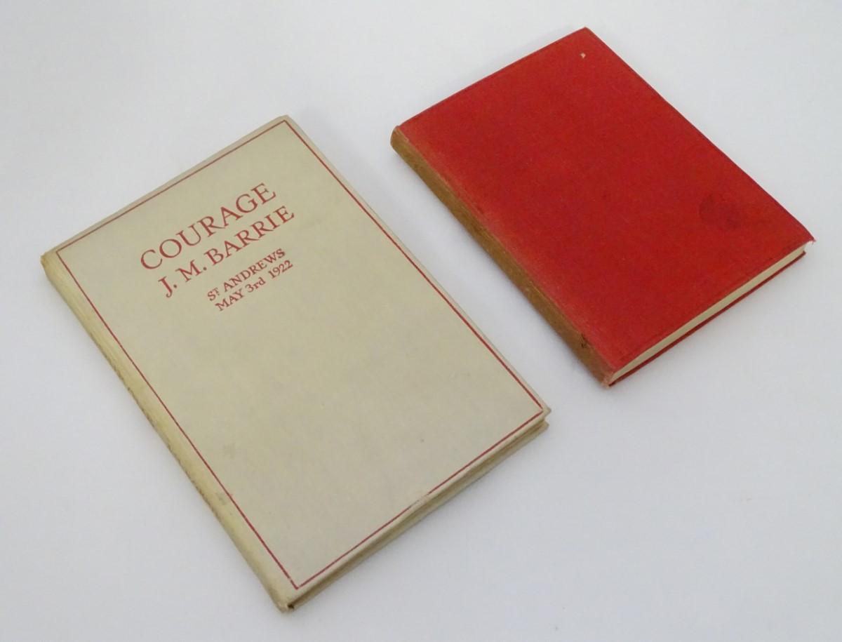 Lot 10 - Books: 'Youth and Gaspar Ruiz' by Joseph Conrad, published by J. M. Dent & Sons Ltd.