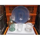 Quantity of various style glassware