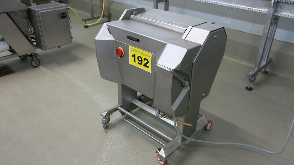 Lot 192 - TOWNSEND, 9000A, STAINLESS STEEL, MEMBRANE SKINNER, (RIGGING $100)