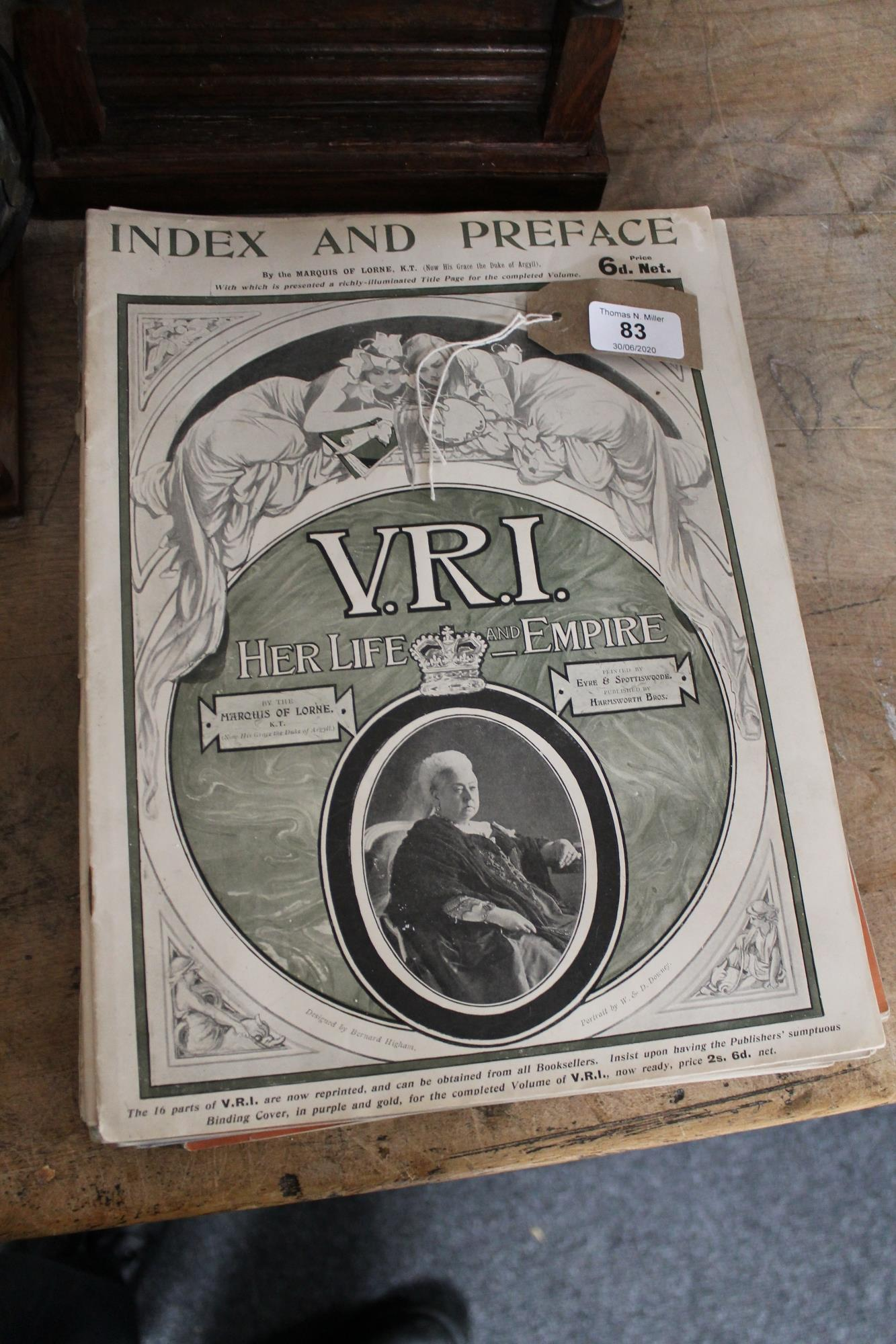 Seventeen magazines V.R.I.