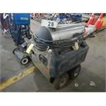 LANDA PHW4-2200 PSI HOT WATER PRESSURE WASHER, MODEL PHW4-2200A, 230V, 1 PH, DIESEL FIRED W/WHEEL