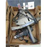 Milwaukee Power Drill (SOLD AS-IS - NO WARRANTY)
