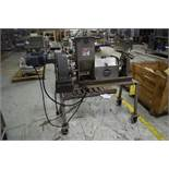 VINCENT CORPORATION CP Horizontal Screw Press Model CP-4, Stainless Steel Construction, Apprximate C