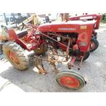 1974 Farmall Model 140 Tractor with Scarfier