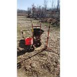 Wheelbarrow, Blower, Worklight, Fertilizer Spreader