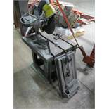 """JEPSON 14"""" CUT OFF SAW, MODEL 9115, W/ T-SLOTTED TABLE"""