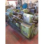 WMW Heckler 6FL 400-600 short bed thread miling machine with various change gears. Serial No. 5472/