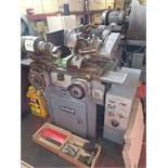 """Myford cylindrical grinder adapted for 12"""" wheel. Serial No. SM1426212"""