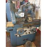 """Jones and Shipman 1310 cylindrical grinder capacity 8"""" x 18"""" with spare drive plates"""