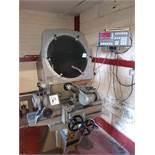 Société Genevoisie profile projector with Quadra Chele 200 controls and attachments